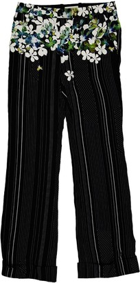 3.1 Phillip Lim Multicolour Silk Trousers