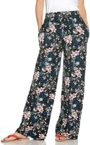 M&Co Floral print palazzo trousers