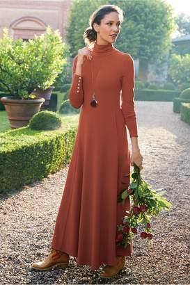 Soft Surroundings Petites Jackie Knit Maxi Dress