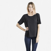 Everlane The Cotton Drop-Shoulder Tee