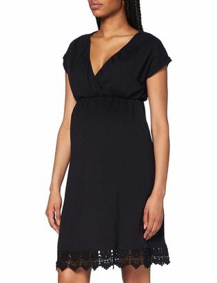 Mama Licious Mamalicious Women's Mlaletta Tess S/s Jersey Short Dress 2f