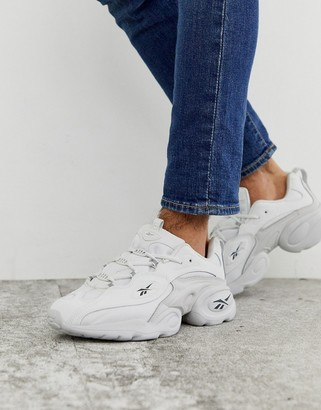 Reebok electrolyte 97 trainers in white