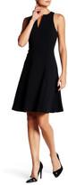 Nanette Lepore Sleeveless Pinstripe Dress