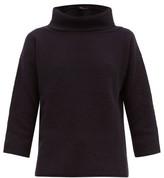 Max Mara Ovatta Sweater - Womens - Navy