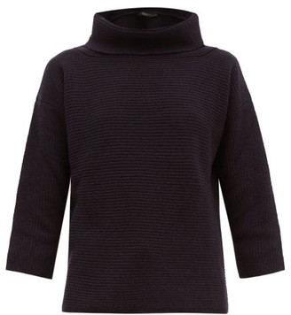 Max Mara Ovatta Sweater - Womens - Navy