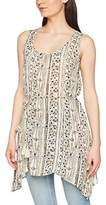 Fat Face Women's Polly Earth Tribal Blouse