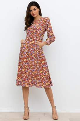 Yumi KimYumi Kim LOVE ME TENDER DRESS