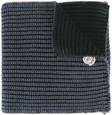 Moncler ribbed scarf