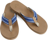 Vineyard Vines Sailor Stripe Flip Flops
