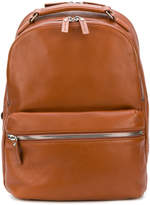 Shinola front pocket backpack
