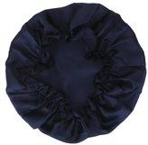 Generic Pure Silk Night Cap Sleeping Cap Hat