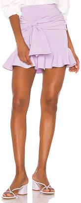 Farah Song of Style Mini Skirt