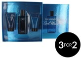 Davidoff Cool Water 75ml EDT, 50ml Shower Gel + 50ml Aftershave Balm Gift Set
