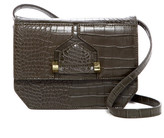 Danielle Nicole Addie Croc Embossed Crossbody