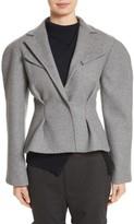 Jacquemus Women's Peplum Jacket