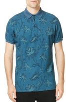 Etro Botanical Cotton Polo