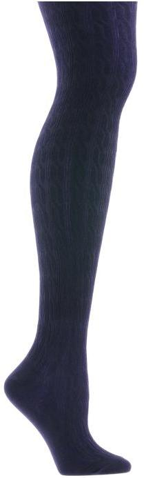 Hue Cable Sweater Tight