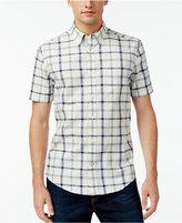 Tommy Hilfiger Men's Alexander Plaid Shirt
