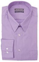 Geoffrey Beene Lilac Classic Fit Dress Shirt