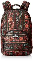 Volcom Schoolyard Poly Bkpk, Women's Backpack, Schwarz (), 17x31x43 cm (B x H T)