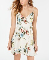 Thumbnail for your product : Trixxi Juniors' Printed Fit & Flare Dress