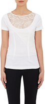 Nina Ricci WOMEN'S COTTON LACE TOP