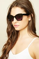 Forever 21 Gradient Square Sunglasses