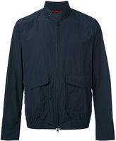 Fay zipped lightweight jacket - men - Polyamide/Polyester - L