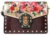 Dolce & Gabbana Dolce E Gabbana Women's Multicolor Leather Shoulder Bag.