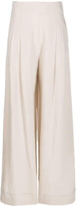 Stefano Mortari Wide-Leg Trousers