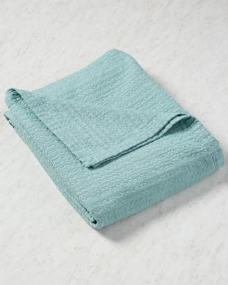 Belle Epoque Bubbly Egyptian Cotton Coverlet