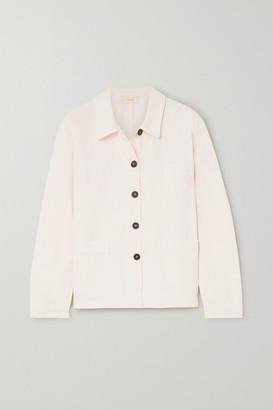 The Row Kurt Denim Jacket - Ivory