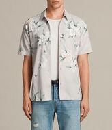 AllSaints Layback Short Sleeve Shirt