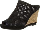 Johnston & Murphy Women's Meagan Slide Wedge Sandal