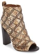 Calvin Klein Women's 'Jules' Studded Peep Toe Bootie
