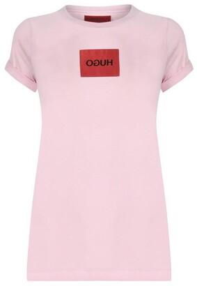 HUGO BOSS Dennja Logo T Shirt