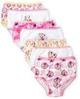 Disney Toddler Girls) 7-Pack Panties