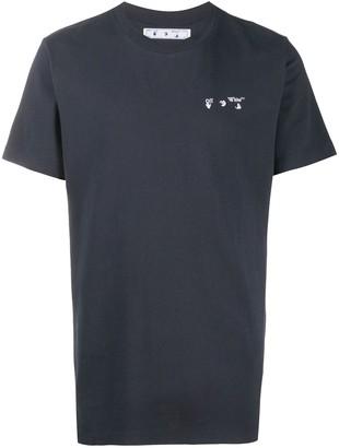 Off-White graphic print T-shirt