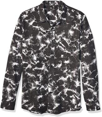 Volcom Men's Spinner Flannel L/S Shirt