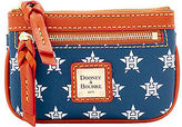 Dooney & Bourke MLB Astros Small Coin Case