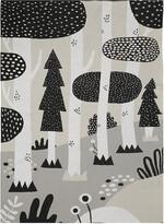 Thumbnail for your product : Södahl Sodahl - Magic Forest Blanket - Black