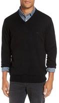 Rodd & Gunn Men's 'Inchbonnie' Wool & Cashmere V-Neck Sweater