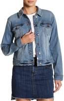 Melrose and Market Classic Denim Jacket (Regular & Petite)