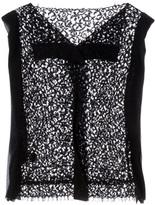 Sharon Wauchob floral lace blouse
