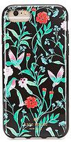 Kate Spade Jeweled Jardin Floral & Hummingbird iPhone 7 Case