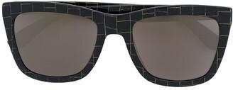 Mykita Square Frame Sunglasses