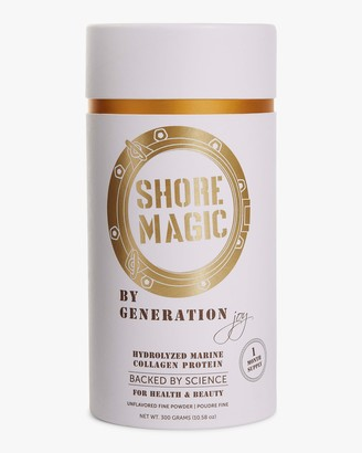 Shore Magic Hydrolyzed Marine Collagen Anti-Aging Supplement 300g
