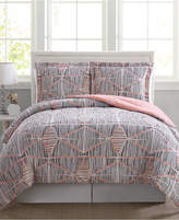 Pem America Marina Reversible 3-Pc. Full/Queen Comforter Mini Set