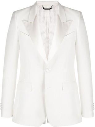 Givenchy Single-Breasted Tuxedo Jacket