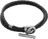 Gucci Wrap leather bracelet